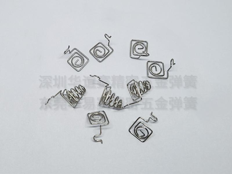 东莞游戏机电池弹簧